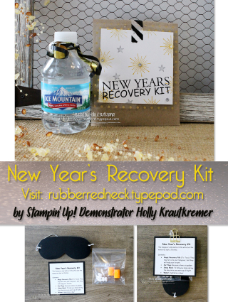 Rubber Redneck New Years Recovery Kit