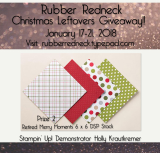 Rubber Redneck Christmas Leftover Giveaway #2