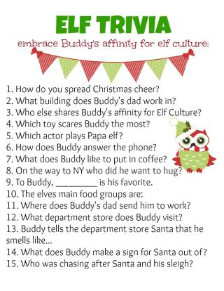 Elf-Trivia