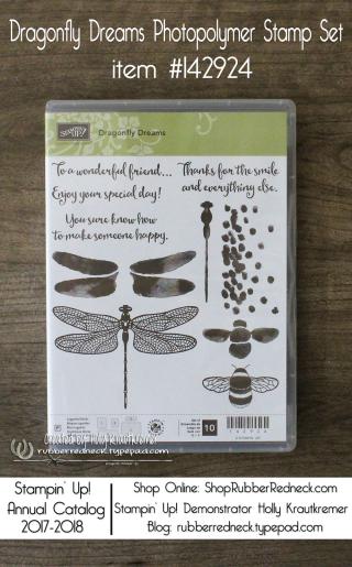 Dragonfly Dreams Stamp Set