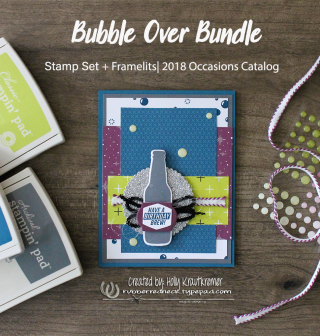 Bubble Over Card