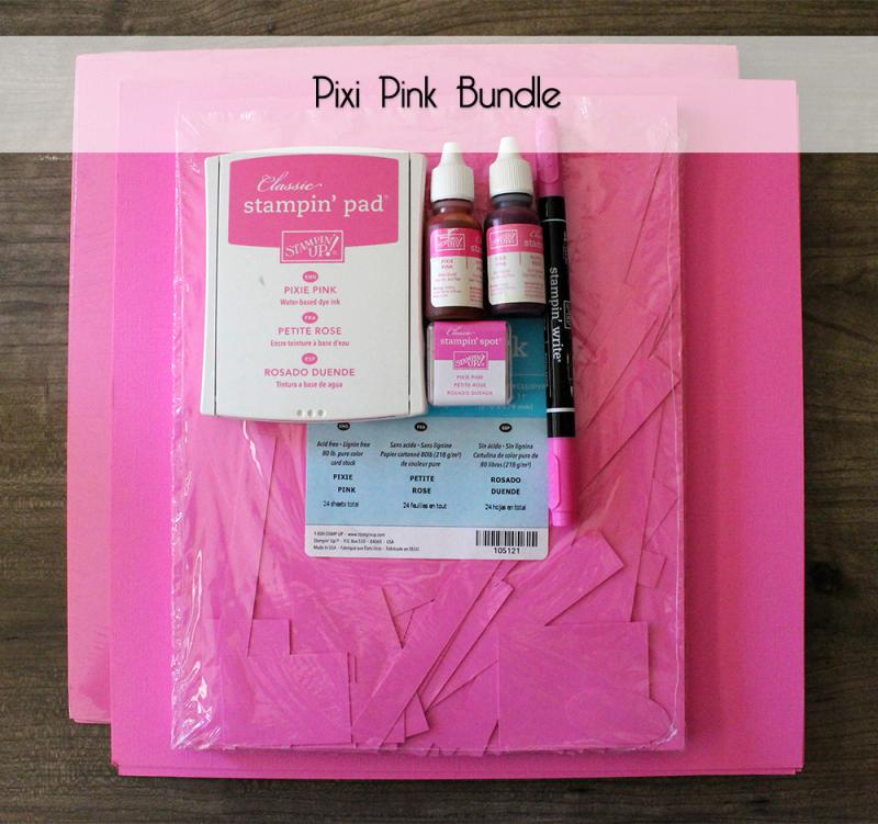 Pixi Pink Bundle