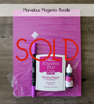 Marvelous Magenta Bundle Sold