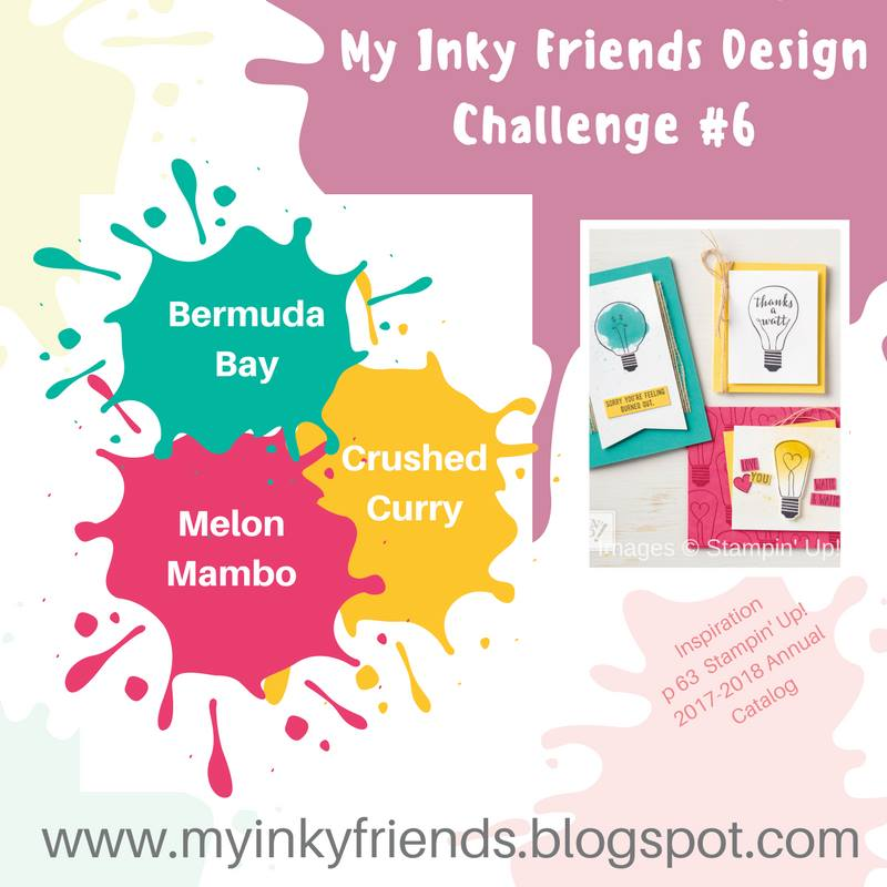My Inky Friends Design Challenge 6