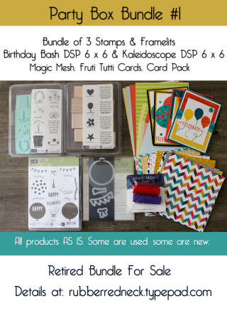 Party Box Bundle 1