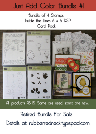Just Add Color Bundle 1