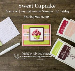 Sweet Cupcake Promo
