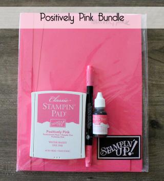 Positivily Pink Bundle