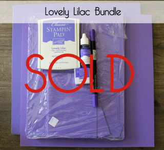 Lovely Lilac Bundle Sold