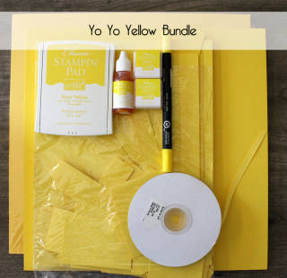 Yo Yo Yellow Bundle