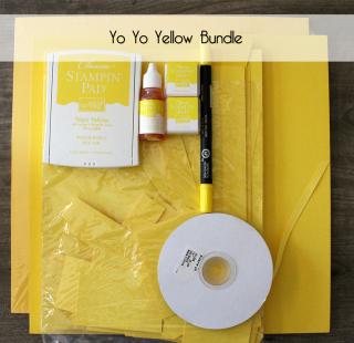 Yo Yo Yellow Bundle