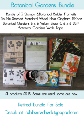 Botanical Gardens Bundle