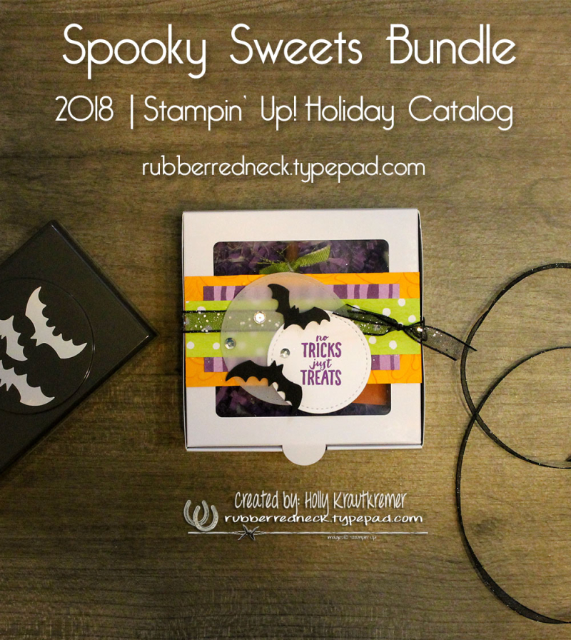 Spooky Sweets Bundle Baker's Box