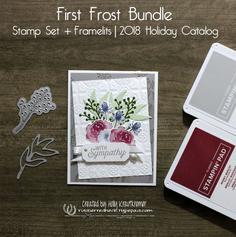 RR First Frost Sympathy
