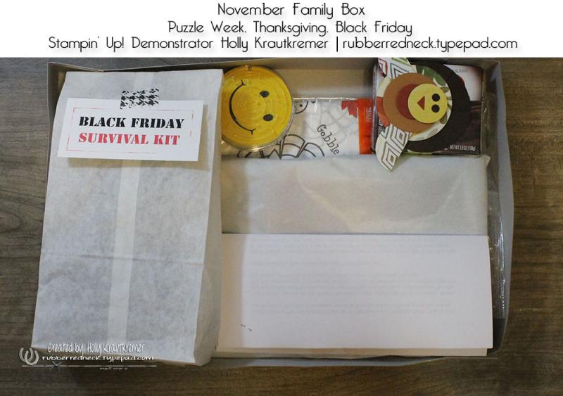 November Family Box 1