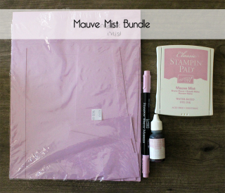 Mauve Mist Bundle