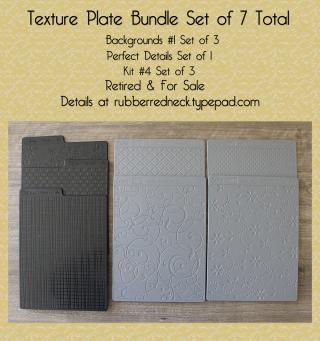 Texture Plate Bundle