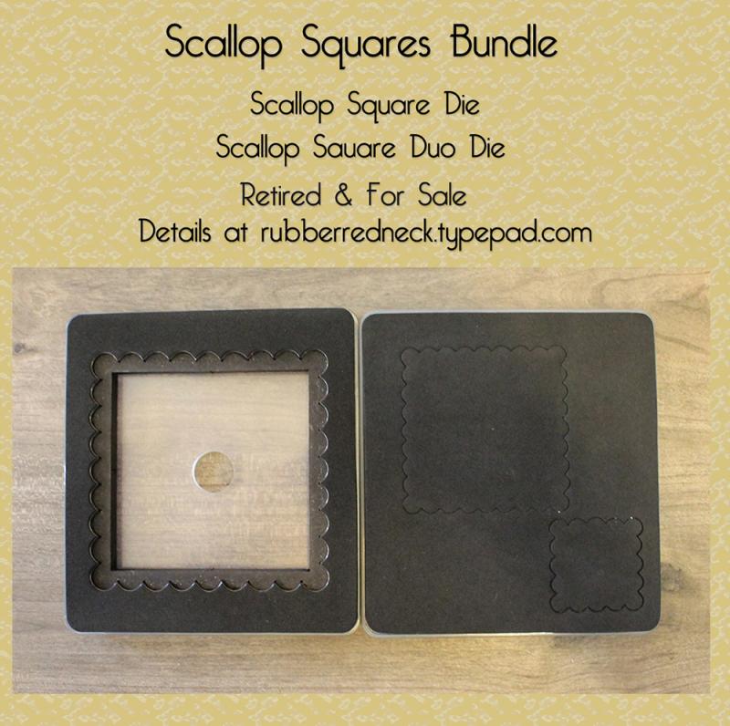 Scallop Square Bundle