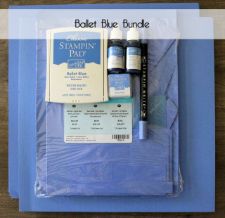 Ballet Blue Bundle