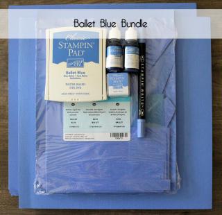 Ballet Blue Bundle