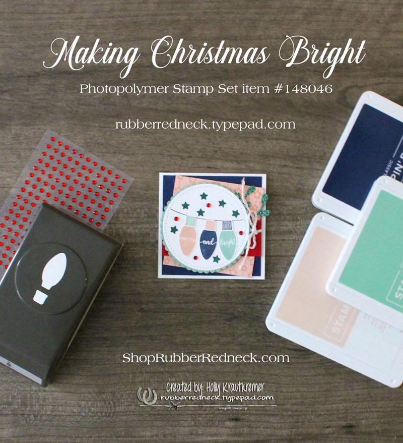 Making Christmas Card