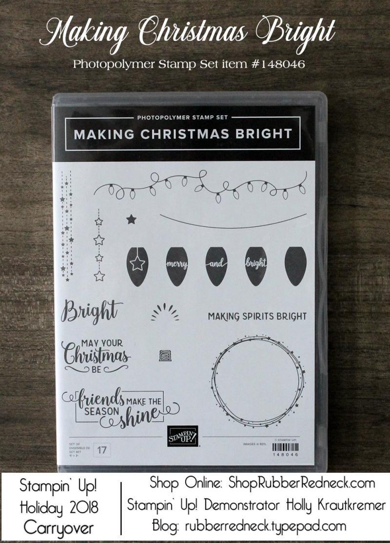 Making Christmas Bright Stamp Set