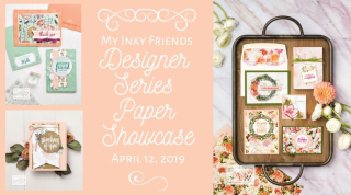 Designer Paper Showcase