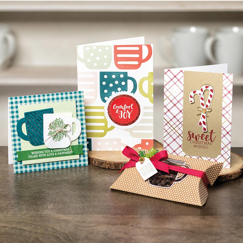 Cup of Christmas projects
