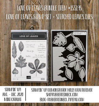 Love of Leaves Bundle