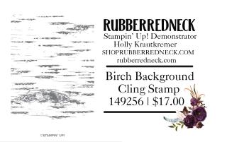 RRBirch Stamp