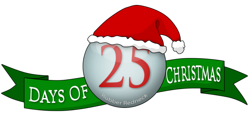 25 Days of Christmas Banner
