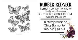RRButterfly Brilliance Stamp